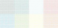 Colorful Seamless Polka Dots P...