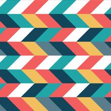 Colorful Parallelogram Horizon...
