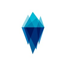 Iceberg Vector Illustration