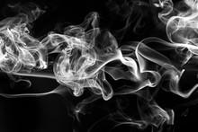 Smoke The White Incense On A B...