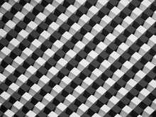 Abstract Black And White Geome...