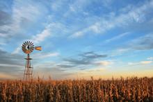 Texas Style Westernmill Windmi...