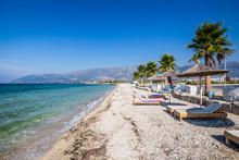 Orikum Beach - Vlore, Albania
