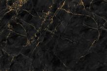 Orange Lined Black Marble Back...