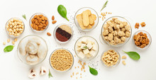 Assortment Of Soy Products, Nu...