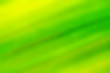 Leinwandbild Motiv Green gradient background. Defocused blurred nature backdrop. Natural ecology abstract pattern. For design banner, poster