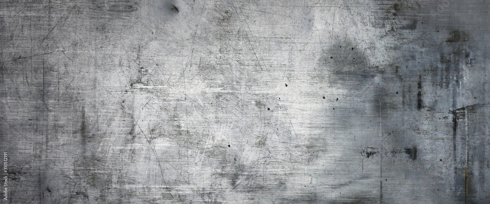 Fototapeta abstract metal background as background