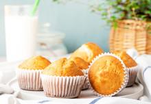 Freshly Baked Homemade Muffins...