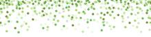 Green Clover New Year Luck Con...