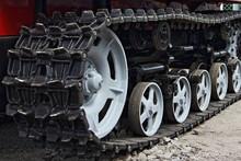 Crawler Tractor Suspension Clo...