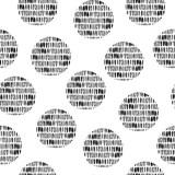 Skandynawski streszczenie wzór. Grunge szczotki tekstury. Skandynawski design dla mody, tkaniny. Wektor EPS 10. - 310586155