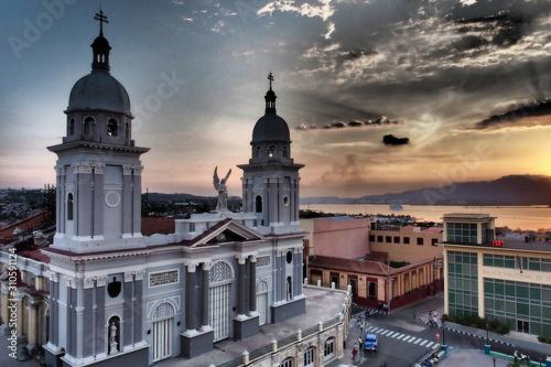 Photo Cathedral of Nuestra Senora de la Asuncion, Santiago de Cuba, Cuba