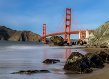 Golden Gate Bridge, New York City, USA
