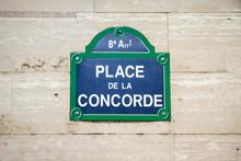 Place De La Concorde Street Si...