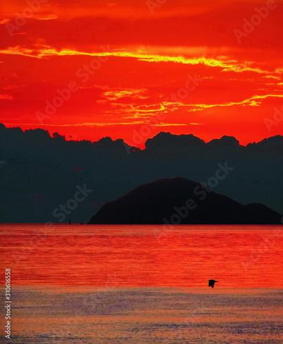 Photo Eolian Sunset
