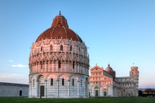 Piazza Dei Miracoli With The B...