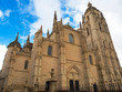 Exterior of the Cathedral of Segovia