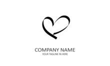 The Concept Of The Logo With The Initials Letter B Is A Simple Classical Model Handwritten Script, Very Suitable For A Symbol Or Company Logo In An Art Or Photography Midwife