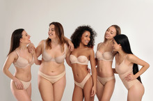 Group Of Women With Different ...