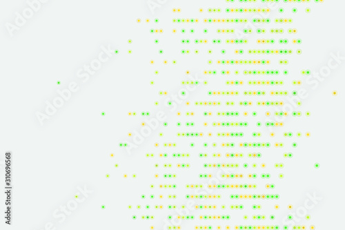 Fototapeta Abstract geometric pattern, colorful & artistic shapes for graphic design, catalog, illustration, graphic resources or background. obraz