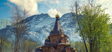 Church In The Mountains.