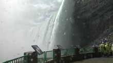 Niagara Falls Under The Falls ...