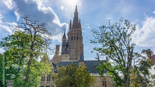 Fototapeta  Brujas, Bélgica (5)