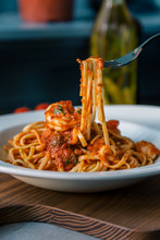 Mouth-watering Pasta With Toma...