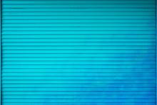 Turquoise Shutter