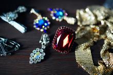 Accessories Belonging To Drag Queen
