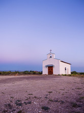 Small Southern Baptist Church In Texas