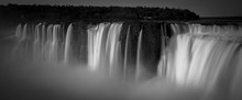 Iguazu Falls And Multiple Rain...
