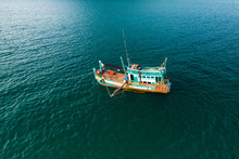 Boat From Above