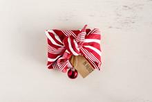 Christmas Furoshiki Gift
