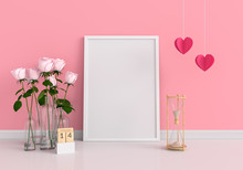 Empty Photo Frame For Mockup, ...