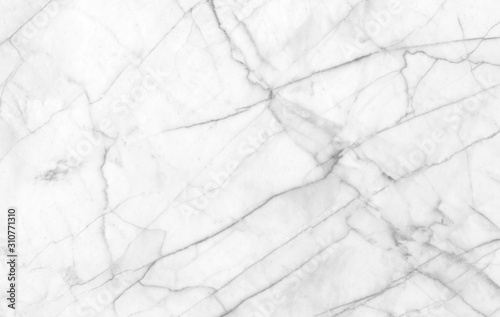 Fototapeta White marble pattern texture obraz na płótnie