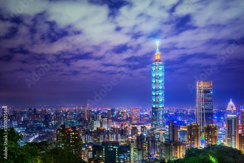 Photo Taipei City Scape