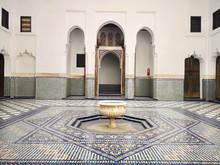 Dar El Bacha Palace, Marrakech...