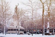 Place De La Republique During ...