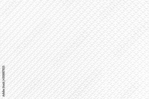 Valokuva  white Eva  foam texture background