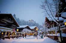 Gstaad Svizzera