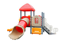 Children's Playground In A Par...