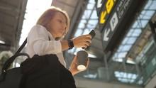 Passenger Traveler Business Wo...