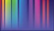 canvas print picture - Spectrum background