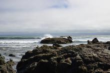 Pazifische Küste In Kalifornien