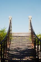 Footbridge To Nowhere