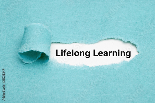 Fotografía Lifelong Learning And Personal Development Concept