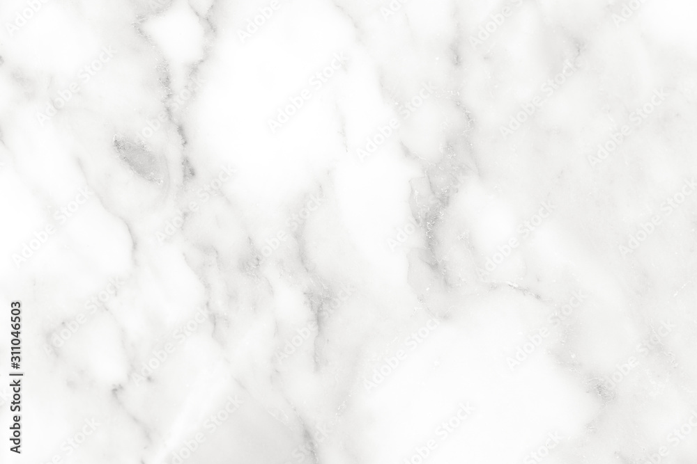 Fototapeta Marble granite white background wall surface black pattern graphic abstract light elegant black for do floor ceramic counter texture stone slab smooth tile gray silver natural for interior decoration.