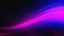 Glow Effect. Ribbon Glint. Abs...