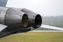 Fighter Jet Engine Nozzles. Th...